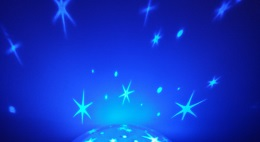 Dunkelblau-reer-nachtlicht bild