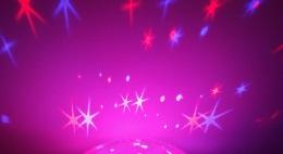 Nachtlicht-reer-leuchtet-Rosa bild