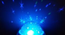 reer Nachtlicht hellblau bild